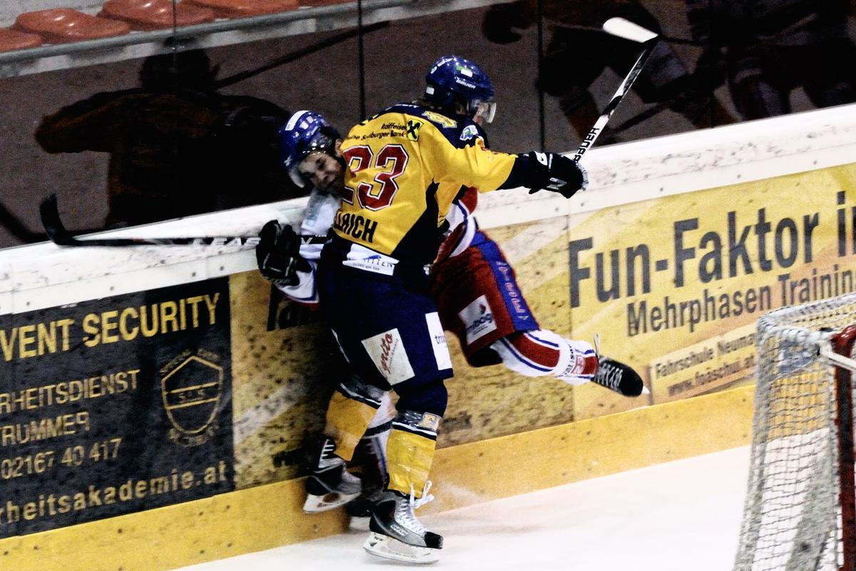 A blood test could help reduce the risk of long-term damage for participants of contact sports such as ice hockey (Photo: Eric Fahrner / Eric Fahrner / Shutterstock.com)
