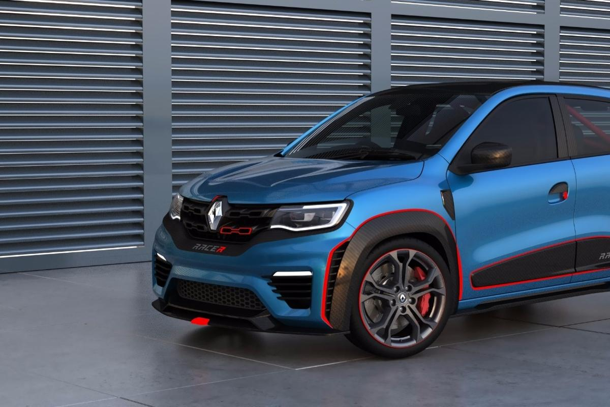 The race-inspired KWID Racer from Renault
