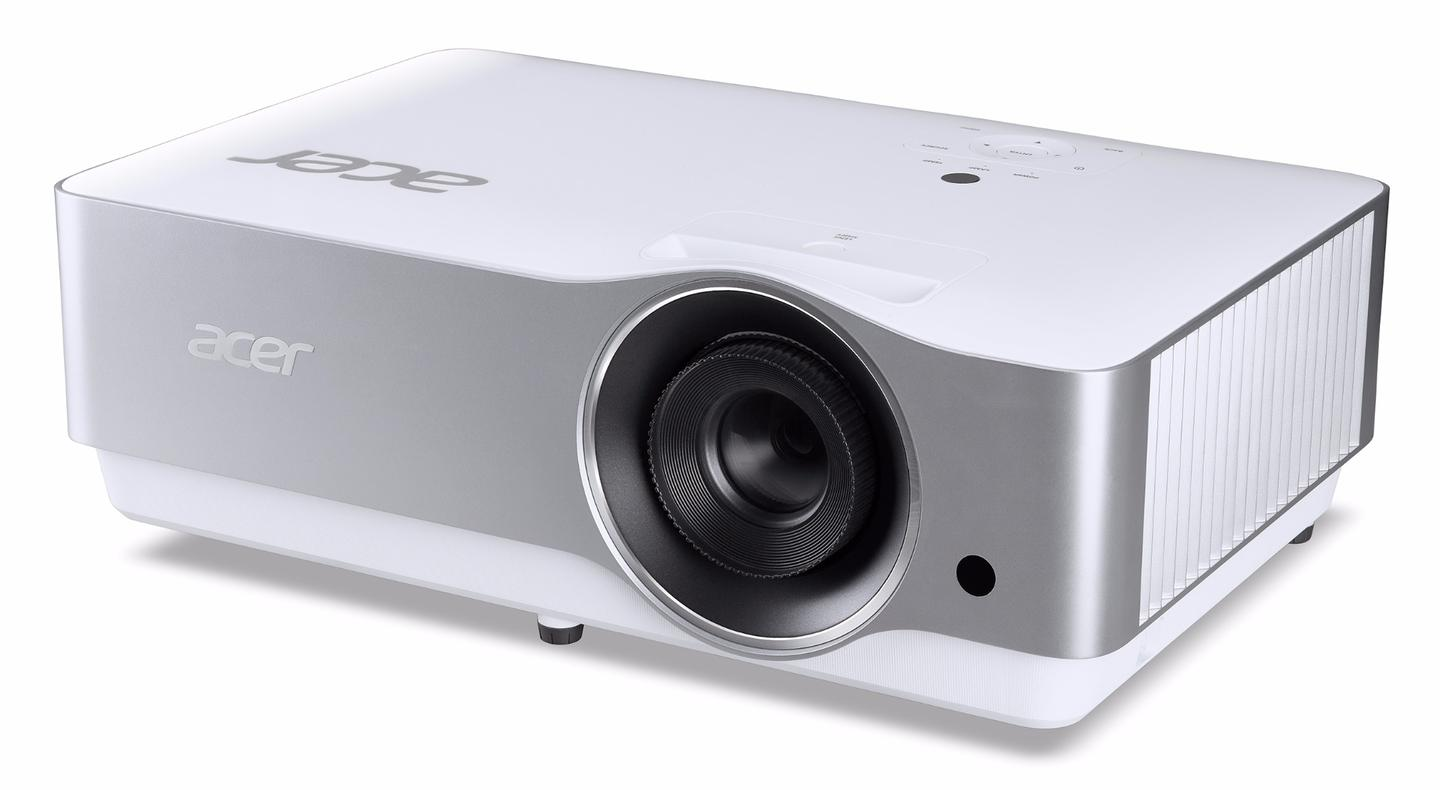 The Acer VL7860 laser projector has been designed for home theater use