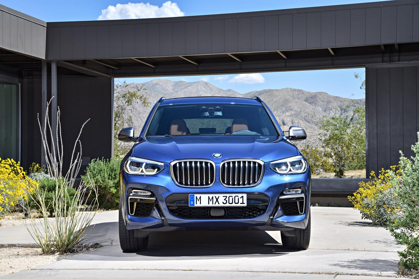 BMW has totally reworked the X3 SUV for its third generation