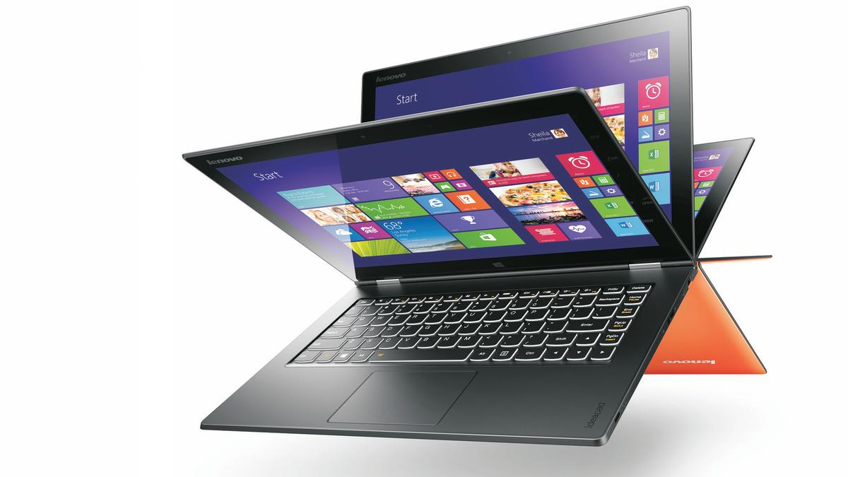 The new Yoga 2 Pro takes the unique transforming nature of the original Yoga, and adds a higher-resolution screen and longer battery life