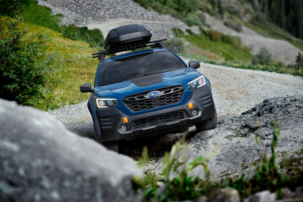 The Subaru Outback, already more capable than most would give it credit for, gets a Wilderness edition that adds more off-road upgrades