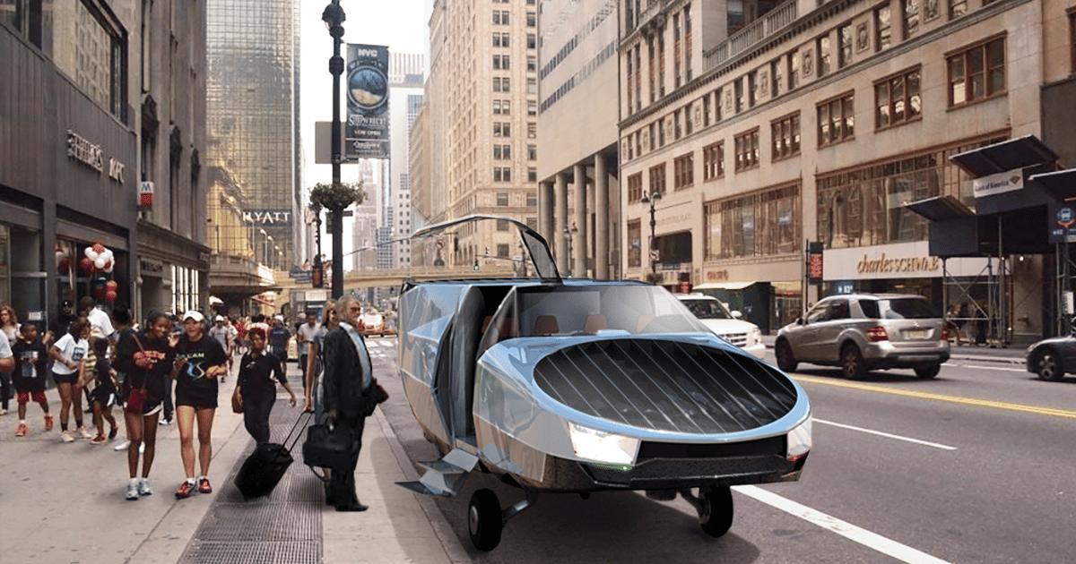 """CityHawk eVTOL flying car entering """"full-scale development"""""""