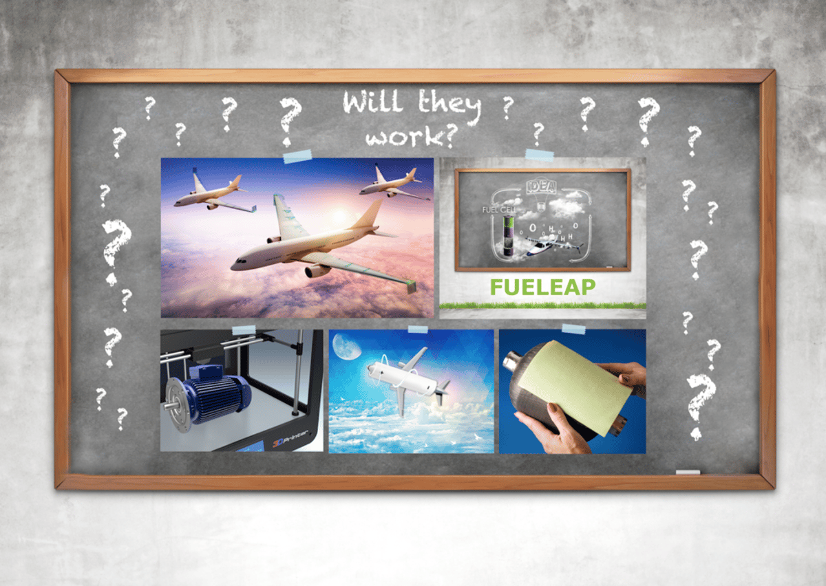 The Convergent Aeronautics Solutions project is aimed at unearthing technologies that would transform air travel
