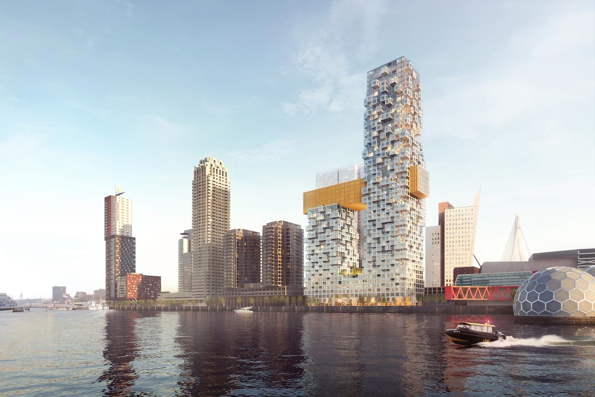 Construction ofThe Sax is set to begin in 2018 and completion is expected by the close of 2022