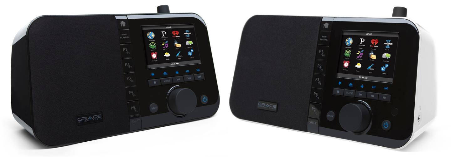 Grace Digital has announced the release of its flagship Mondo Wi-Fi Music Player, first seen at CES 2011