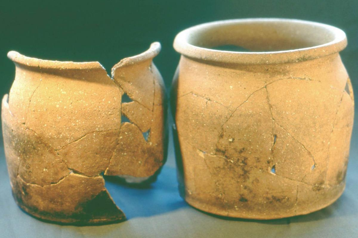 Food residues on pottery have provided insights into medieval English diets