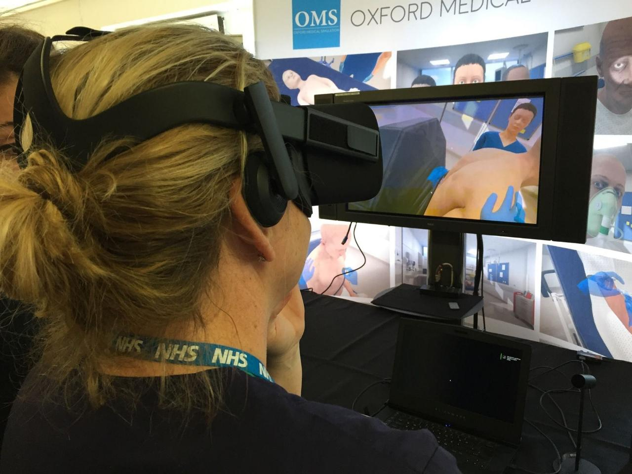 If successful, the virtual reality training program will be rolled out across theUK during 2019