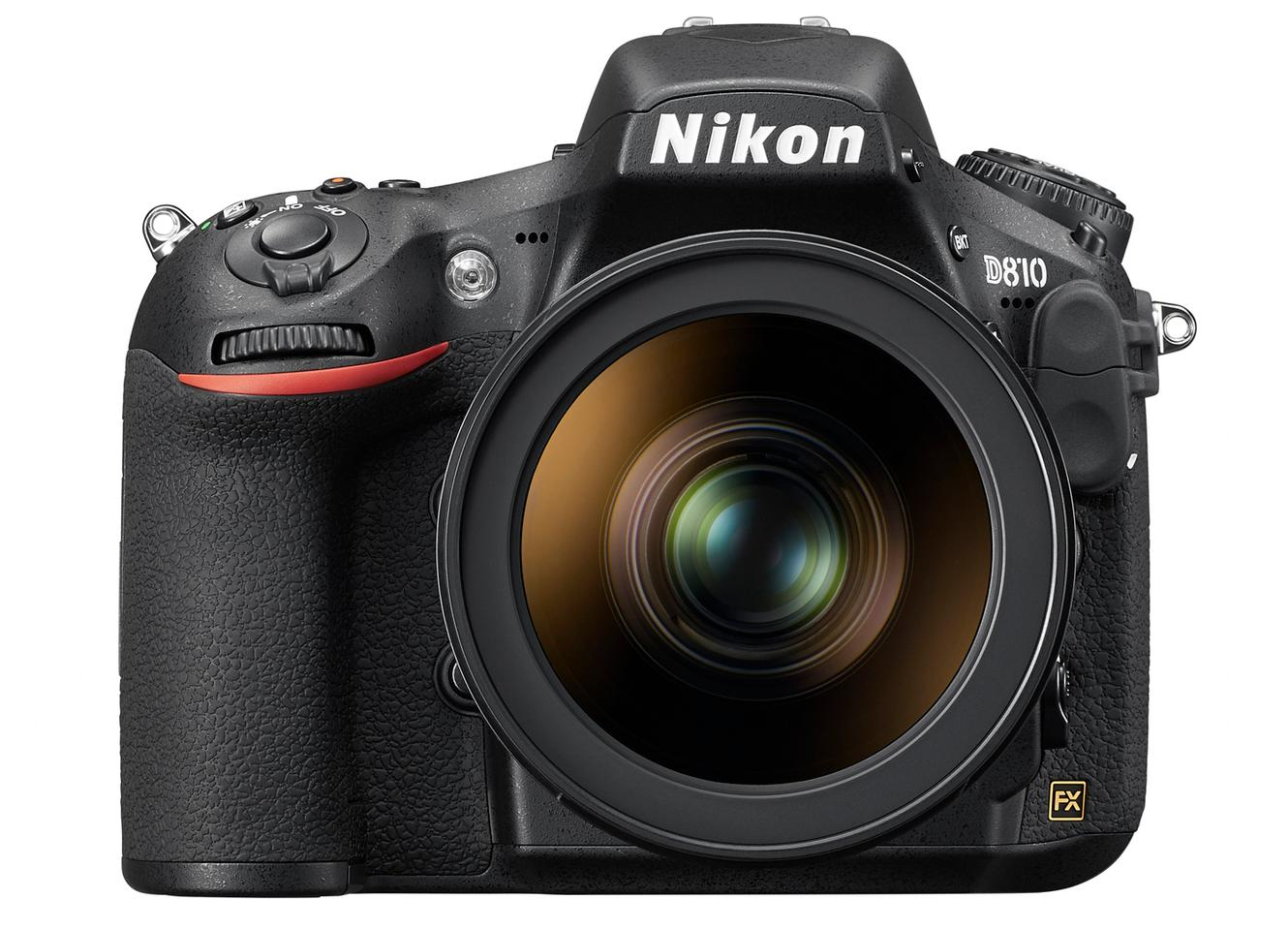 The Nikon D810 features a new 36.3-megapixel full-frame FX-format (35.9 x 24.0 mm) CMOS sensor