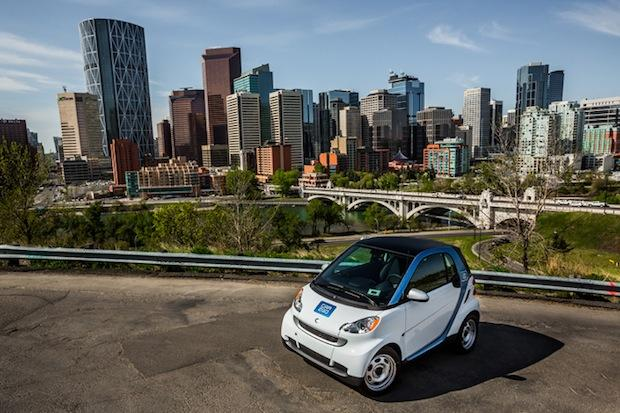 Car sharing scheme car2go has announced it is going to expand its area of operation into Toronto, Calgary and Miami in the coming weeks