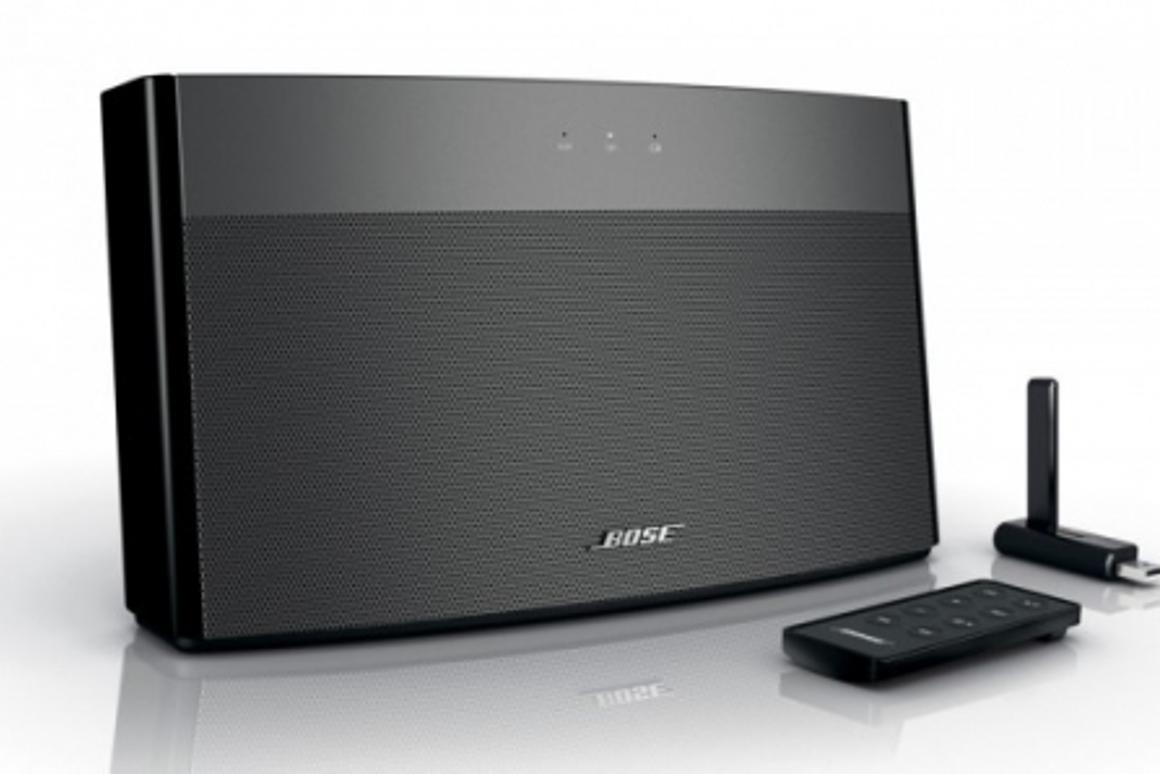 Bose announces SoundLink wireless music system