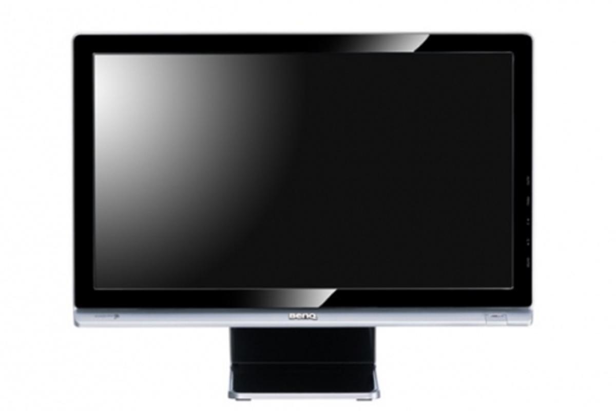 BenQ's new E900HD widescreen monitor