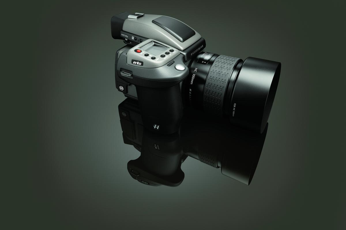 Hasselblad's new 40 megapixel medium format digital SLR