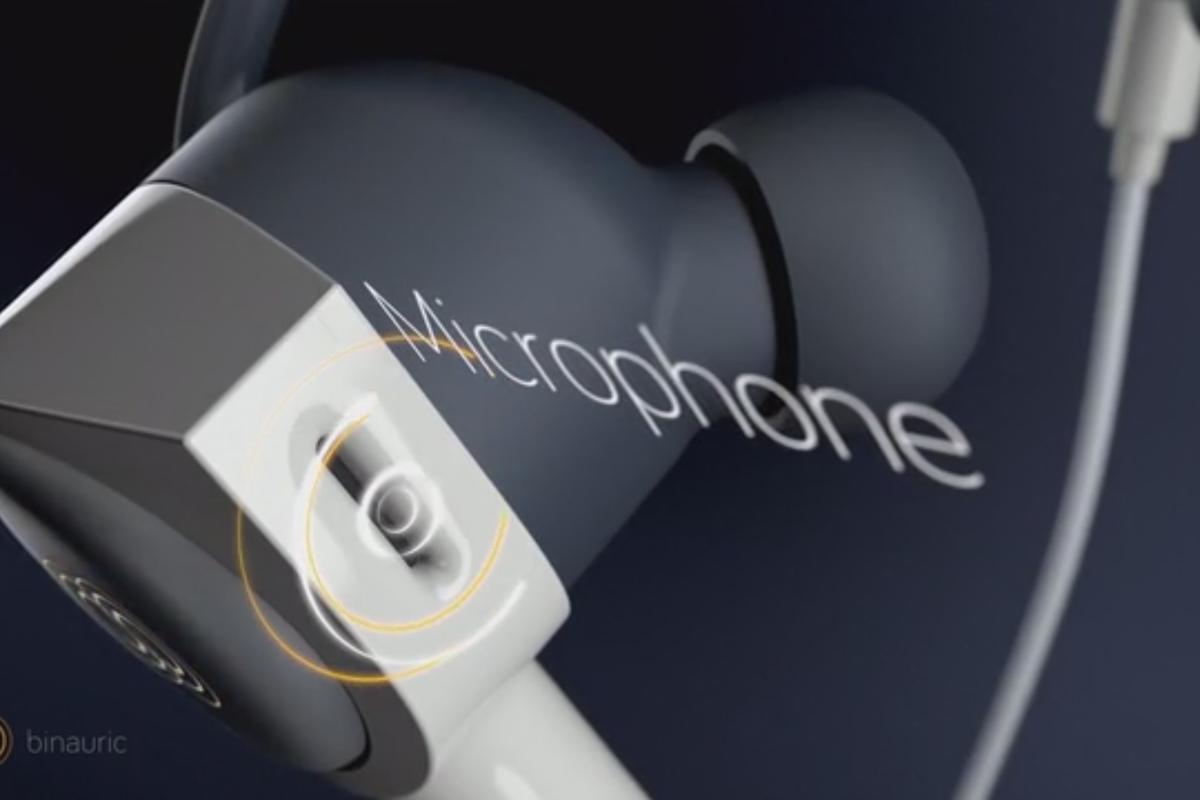 OpenEars Bluetooth headphones promise quick and easy binaural recording