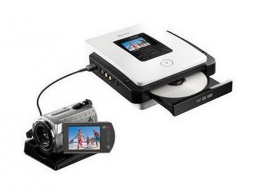 The Sony VRDMC3 DVDirect DVD Recorder.