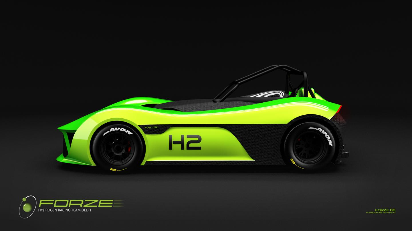 At peak power the VI generates 190 kW (260 hp) enough to accelerate from 0-100 kph (62 mph) in under 4.0 seconds.