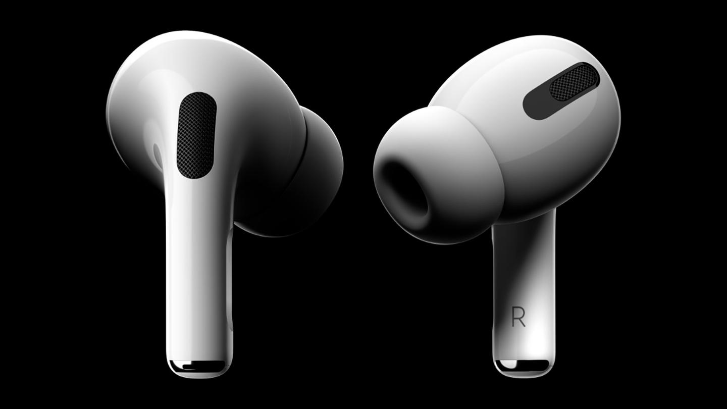 The AirPods Pro launch on October 30 for $249