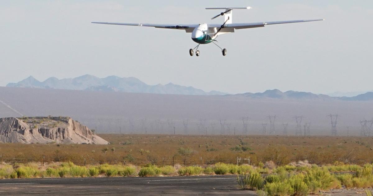 Autonomous electric crop duster gets approval for US demos