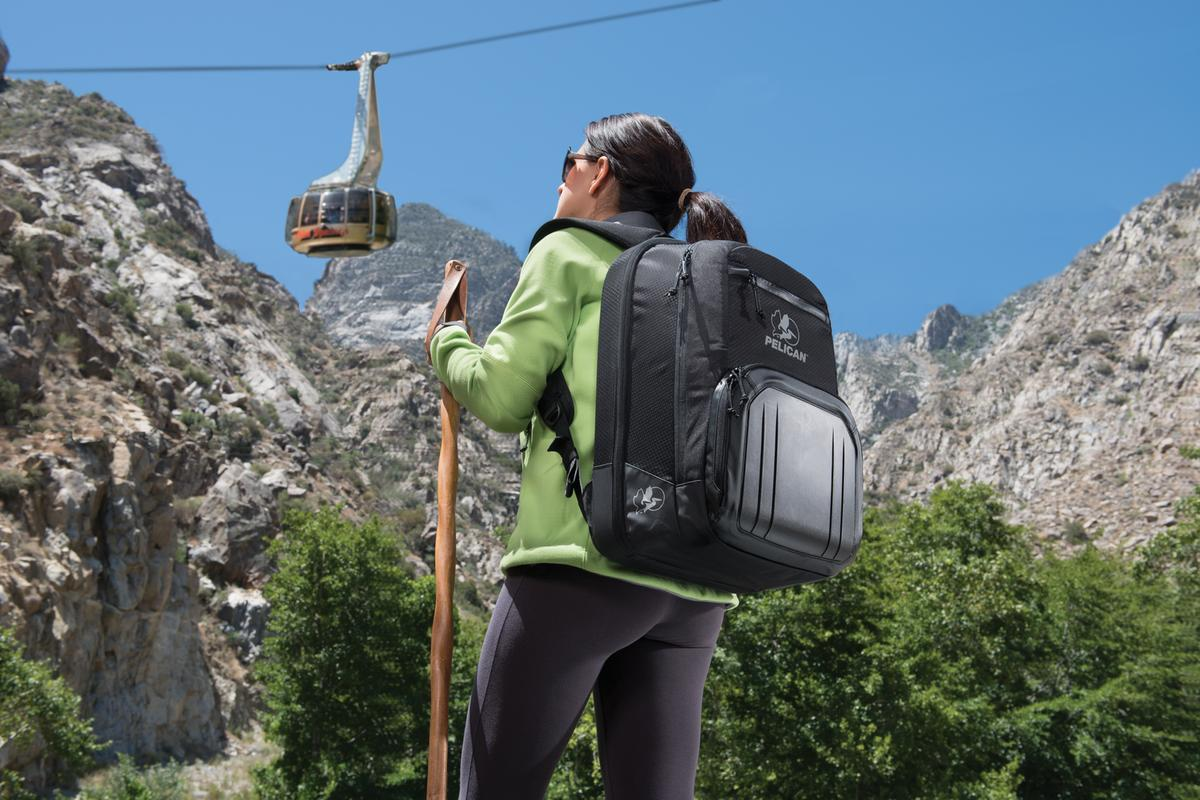 Pelican has added four new backpacks to its ProGear family, featuring either a crushproof, watertight hard case or a rigid compartment to protect treasured electronics