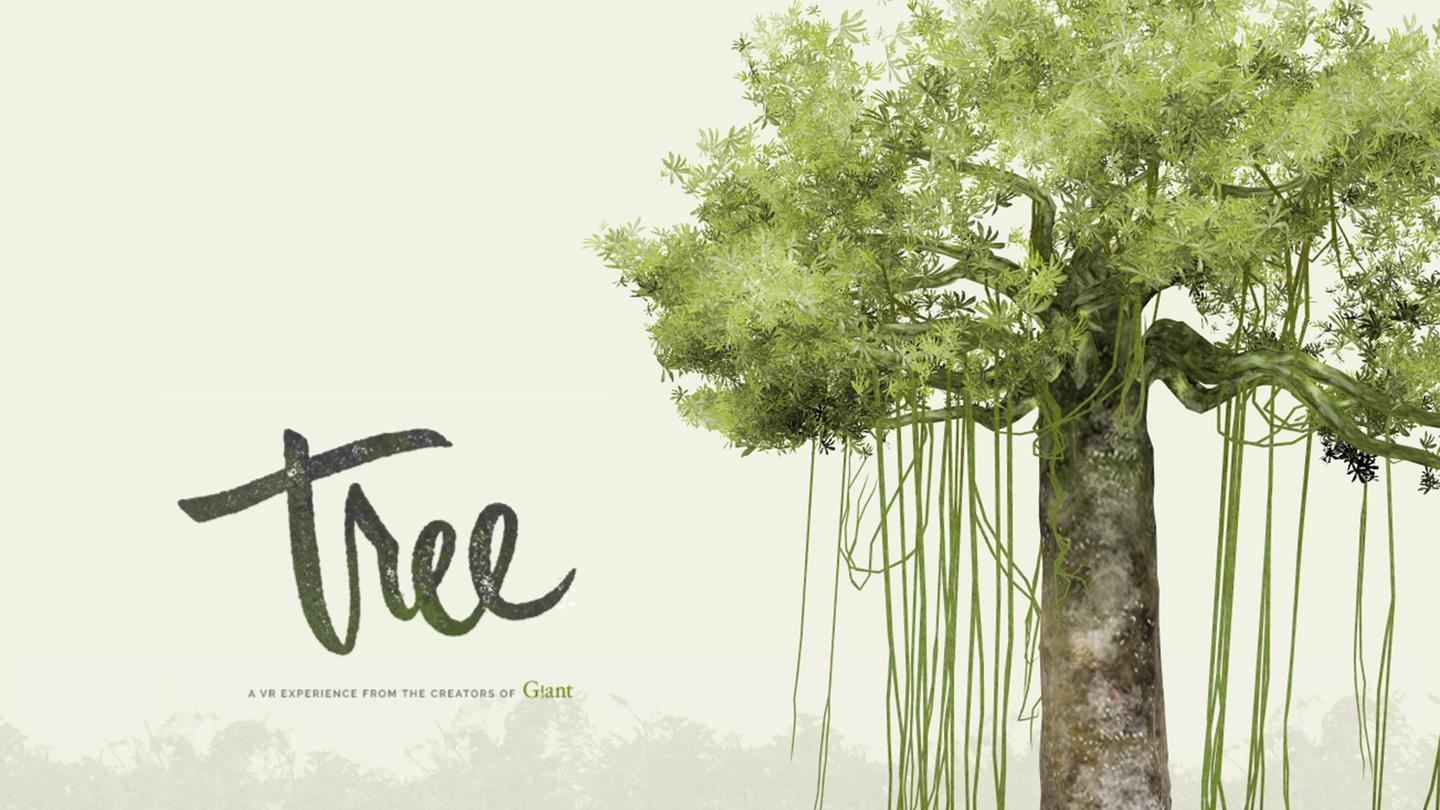 Tree is a VR experience exploring deforestation