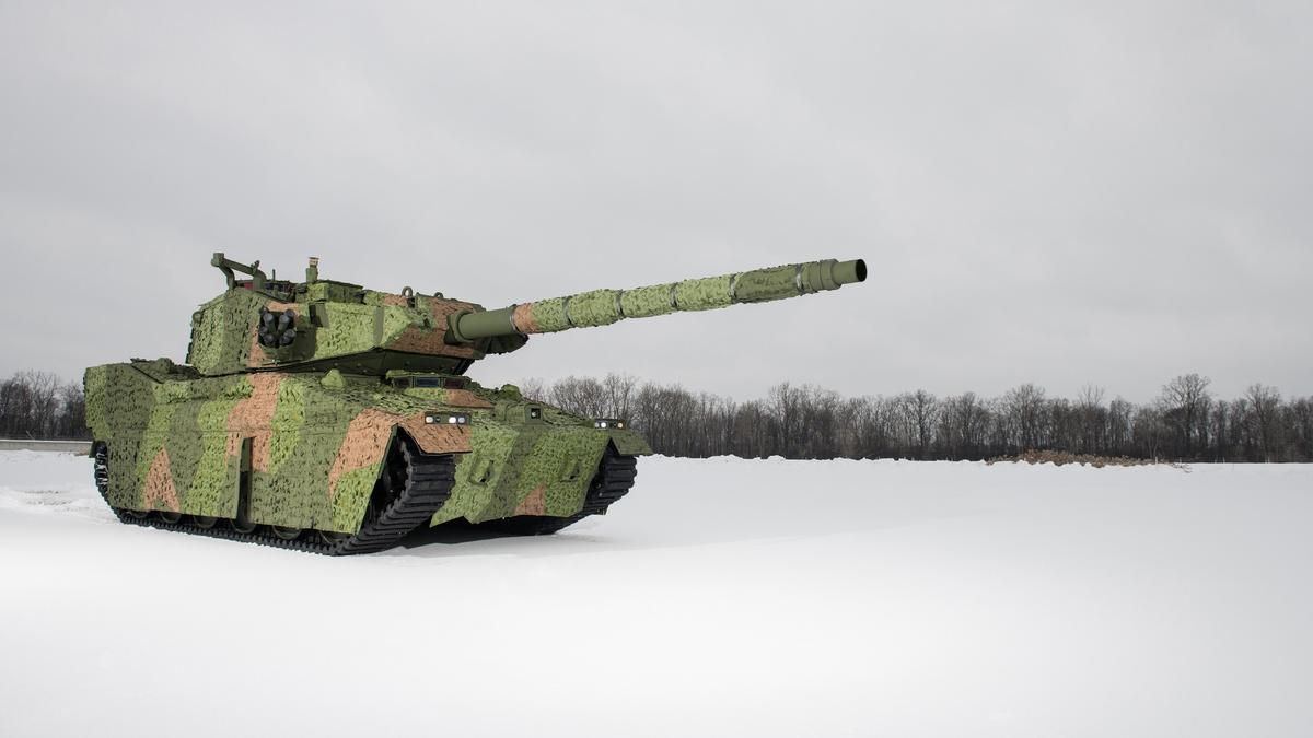 The US Army has awarded contractsto develop a prototype armored vehicle for light infantry units