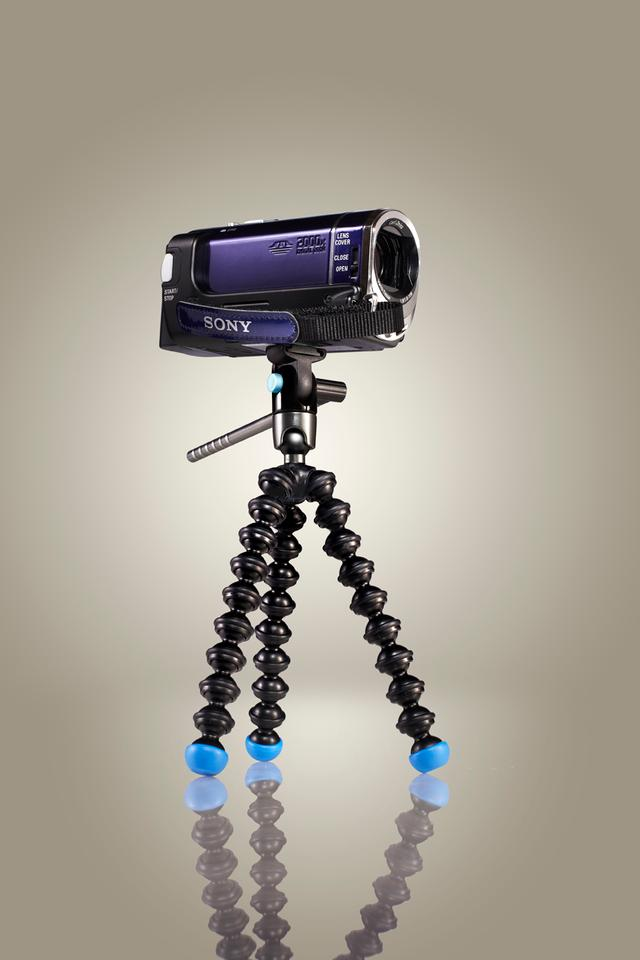 The Gorillapod Video