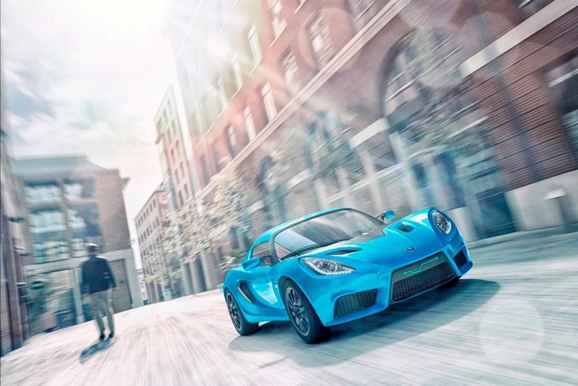 Detroit Electric has released final exterior designs of its upcoming SP:01 sportscar