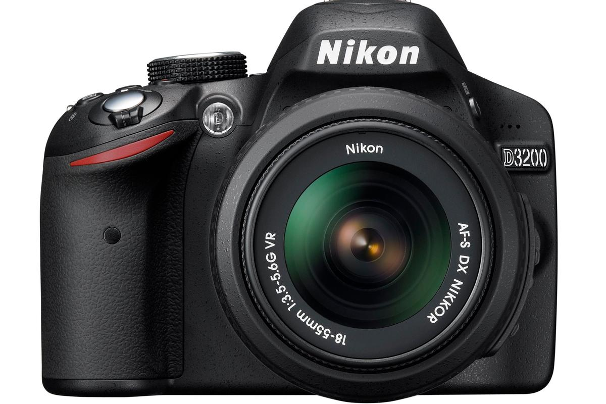Nikon have revealed the D3200 HD-SLR which has a 24.2-megapixel DX-format CMOS sensor