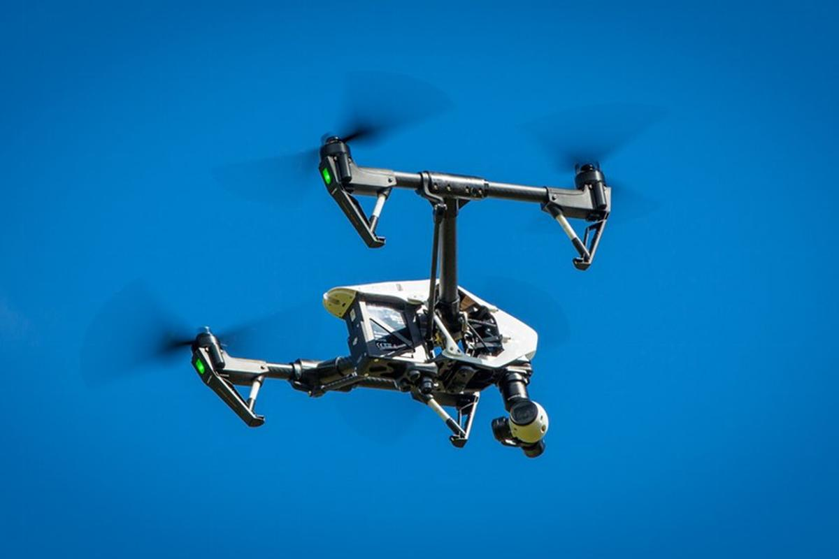 The FAA is working on technology to detect drones flying in sensitive airspace