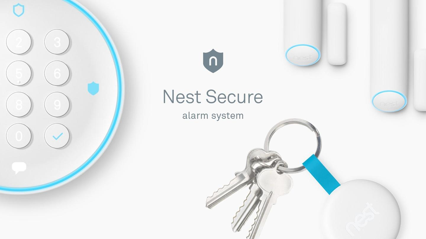 Nest is going all in on home security