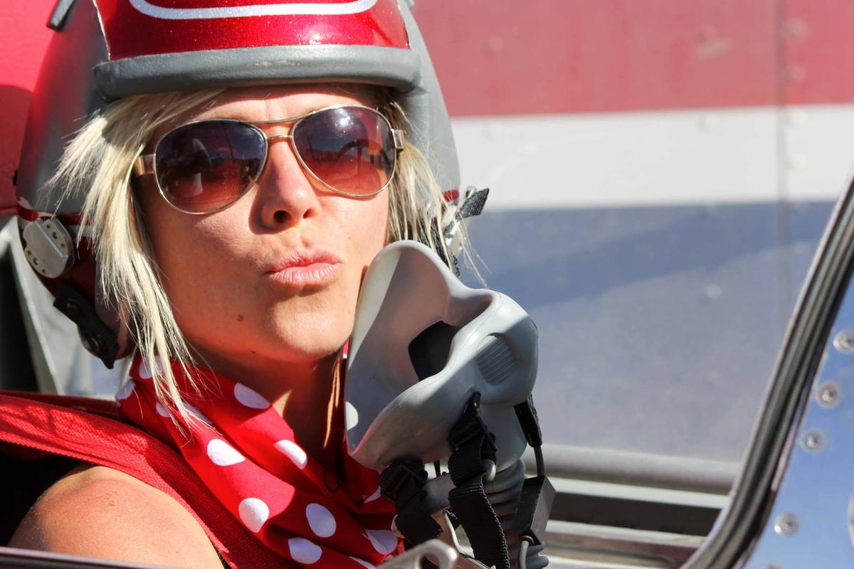 TV star, metal fabricator, off-road racer and land speed record holder Jessi Combs was killed in a tragic jet car crash yesterday