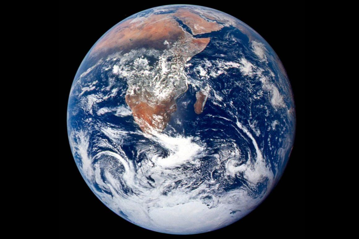 New research suggests Earth may have started life as a ball of wet mud
