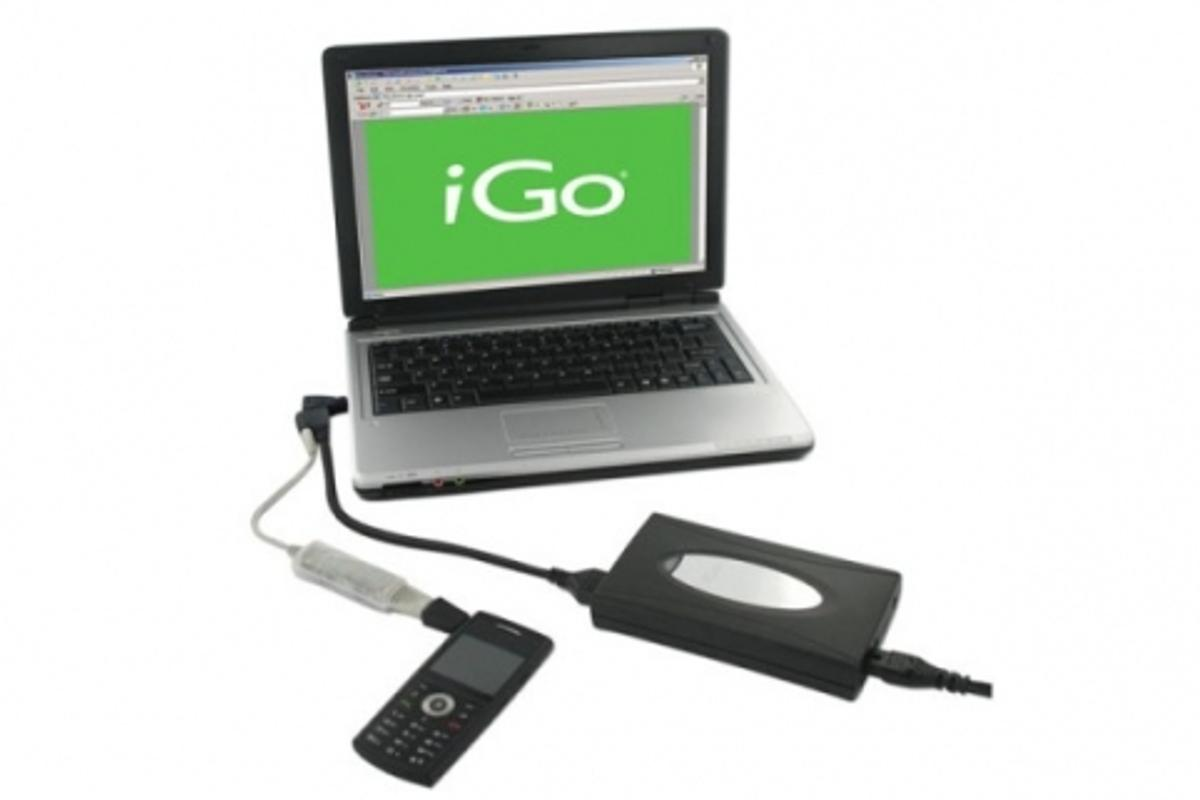 The iGo everywhereMAX charger