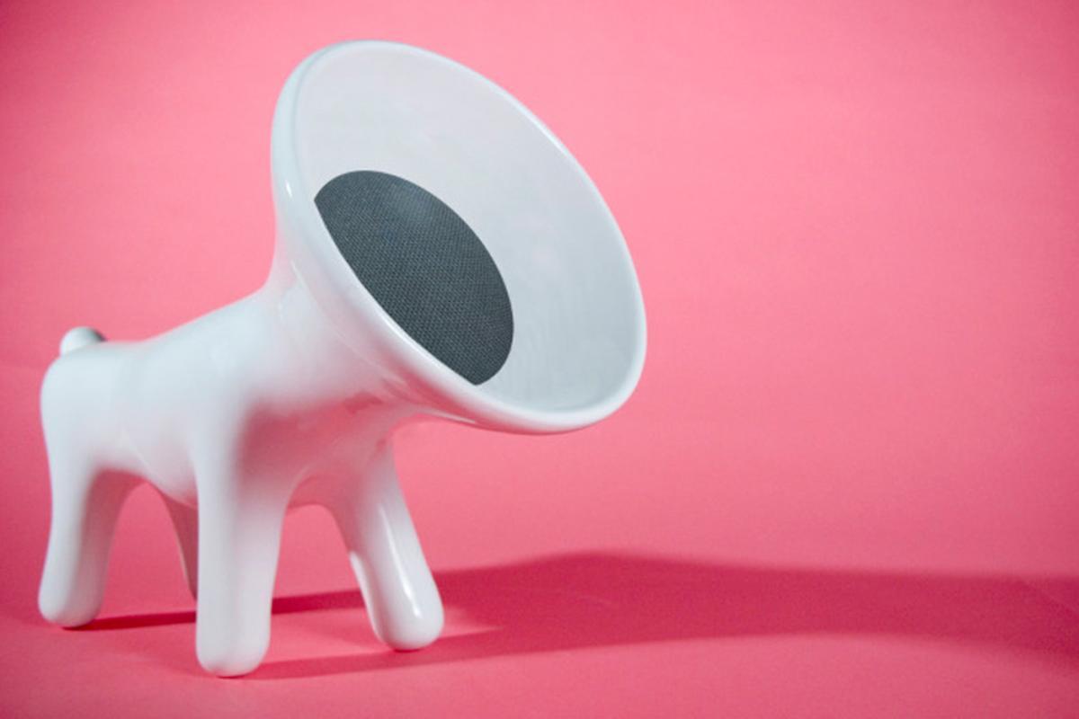 The Hi-Fido audio speaker