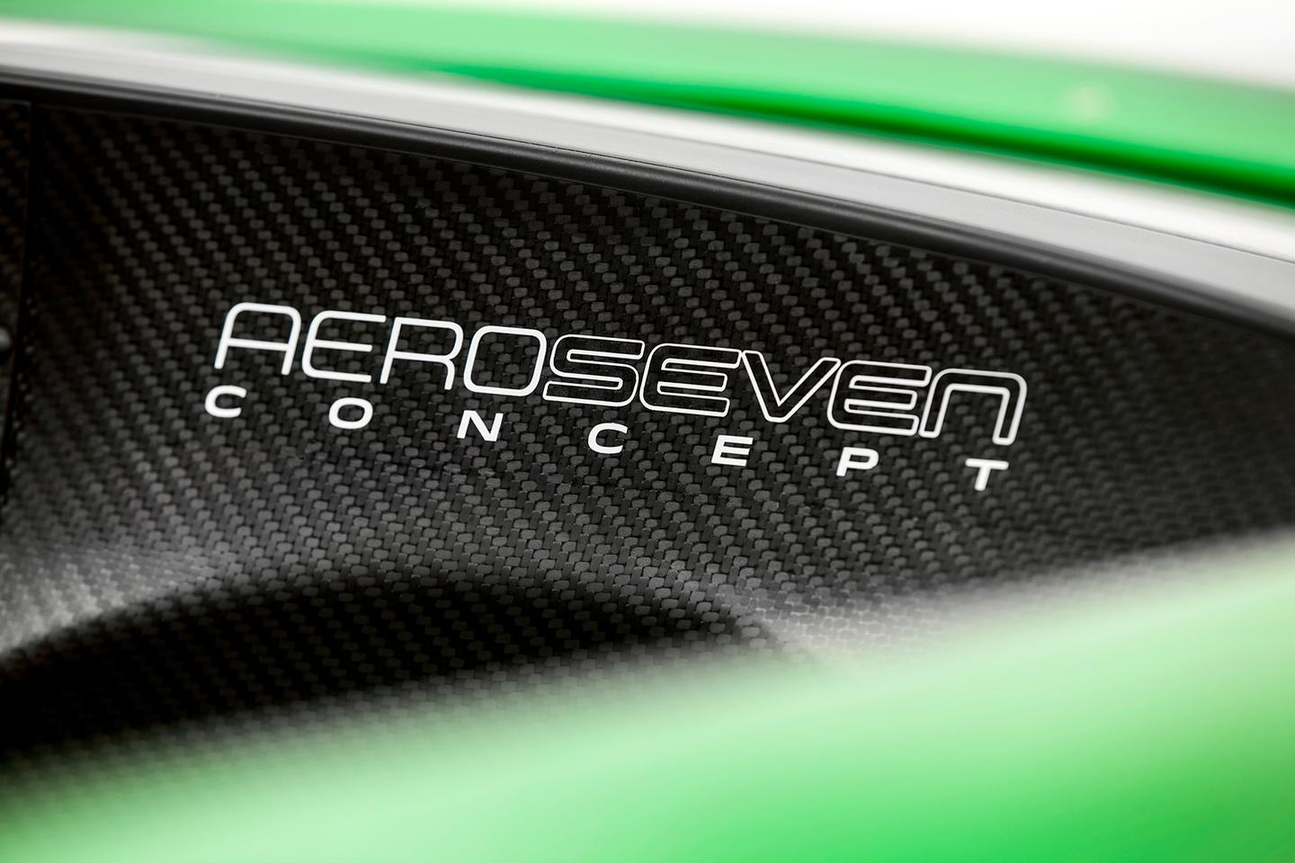 The Caterham AeroSeven Concept goes into production next year