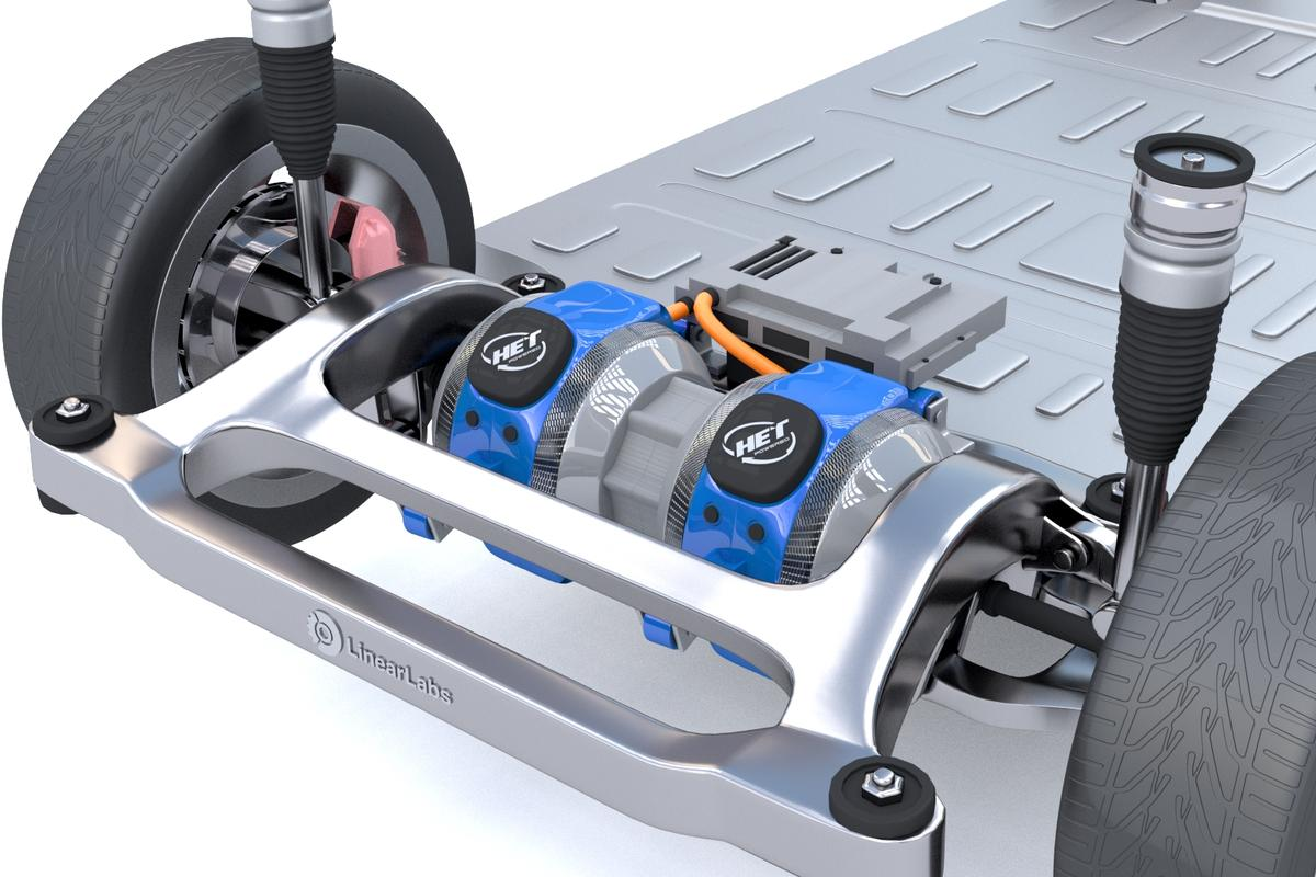 Linear Labs makes some enormous claims about its innovative electric motor design: two to five times the torque, three times the power, 20 percent greater efficiency, less complex powertrains, no gearbox required