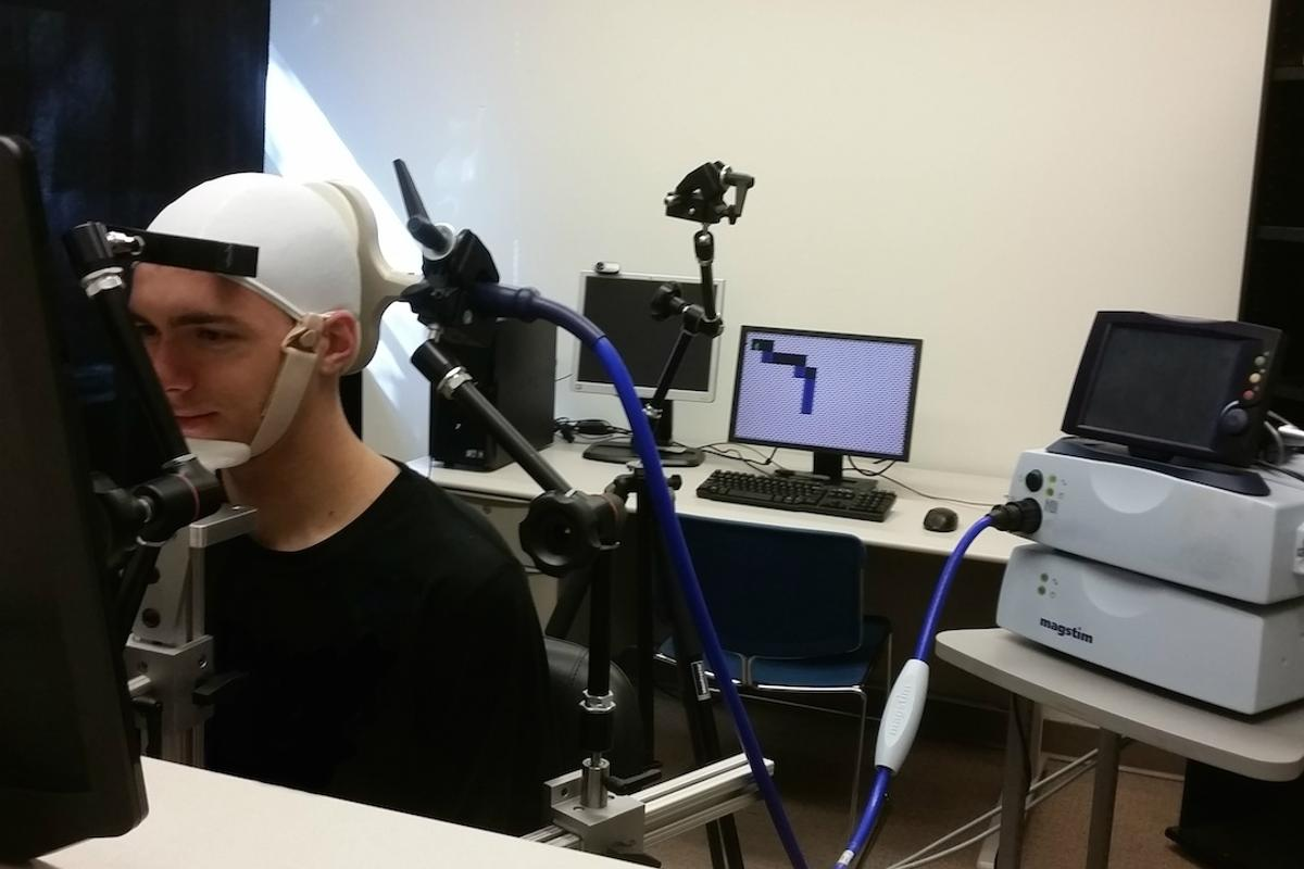 In a University of Washington experiment, players were able to navigate through virtual mazes without ever actually looking at them, guided instead by direct brain stimulation