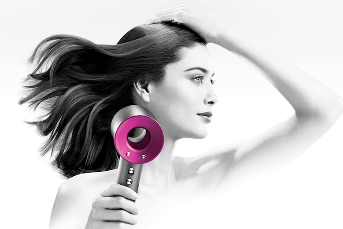 The Dyson Supersonic is a hair dryer, but not as we know it