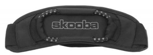 Skooba's Superbungee aims to revolutionise the laptop bag shoulder strap.