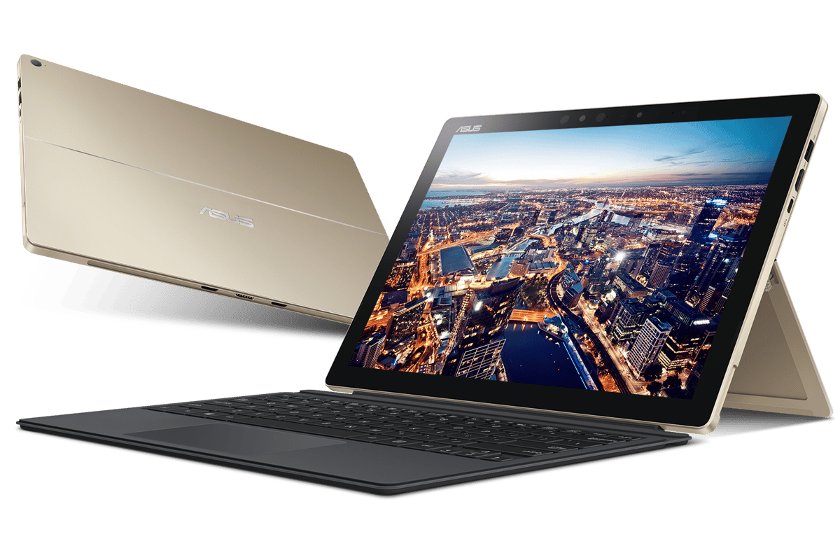 Asus has taken aim at the Surface Pro 4 with its new Transformers