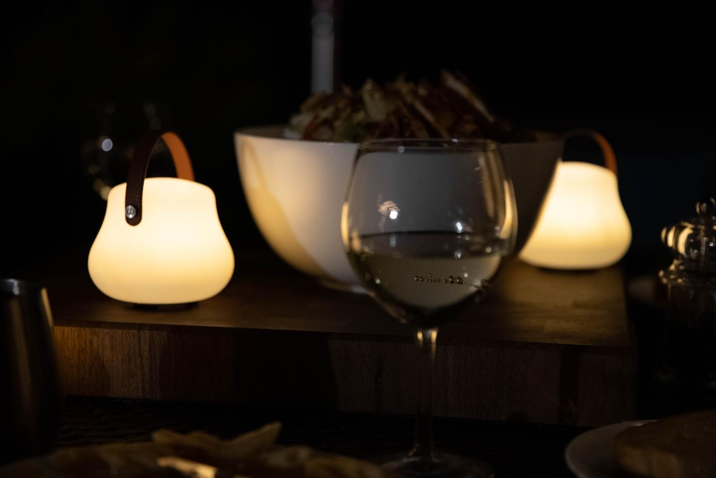 The Nordic D'Luxx Pro is a planter, a lantern and a Bluetooth speaker all in one elegant package