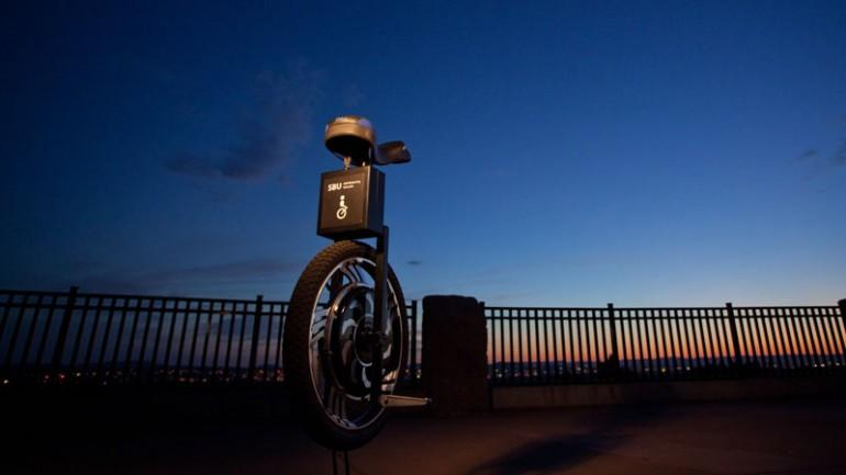 Focus Designs' Self Balancing Unicycle (SBU)