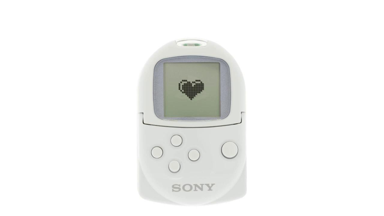 Sony's PocketStation, connected with a PlayStation memory card, could download game content from CD-ROM-based PS1 games