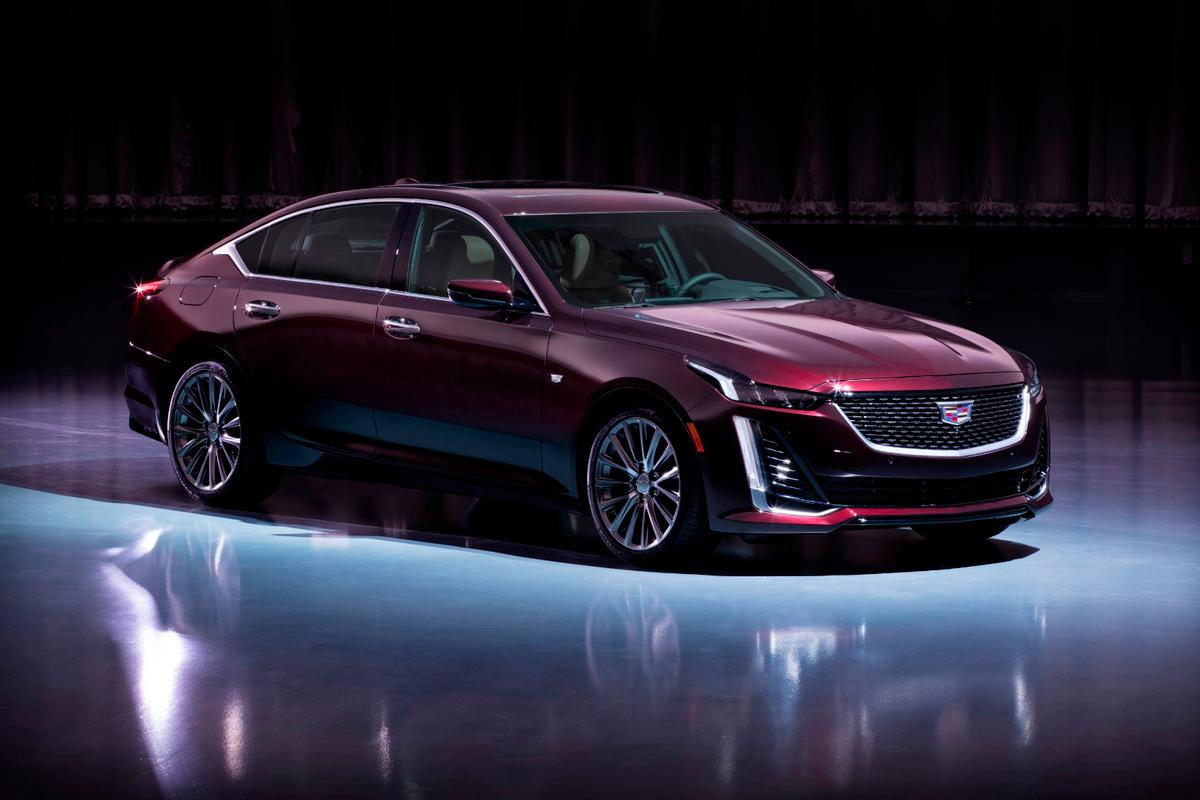 Unveiled at the New York International Auto Show (NAIAS), the Cadillac CT5 will enter showrooms for the 2020 model year