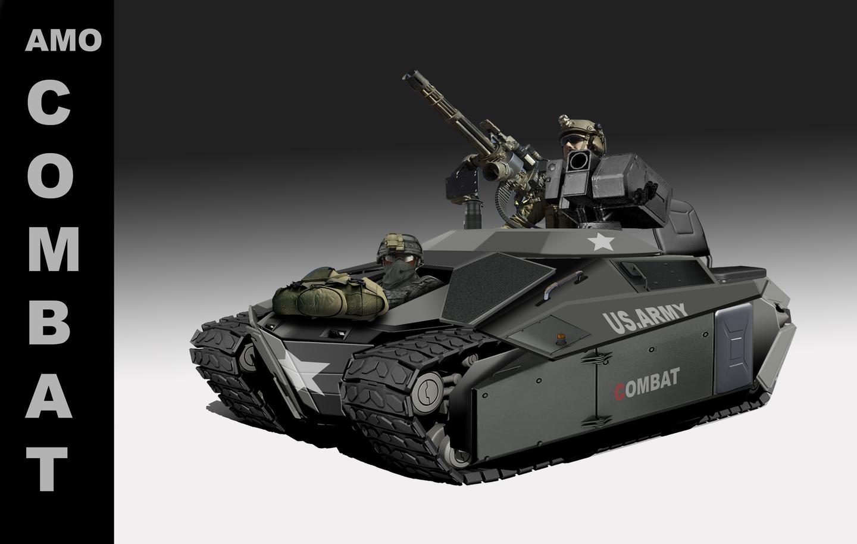 AMO Combat design