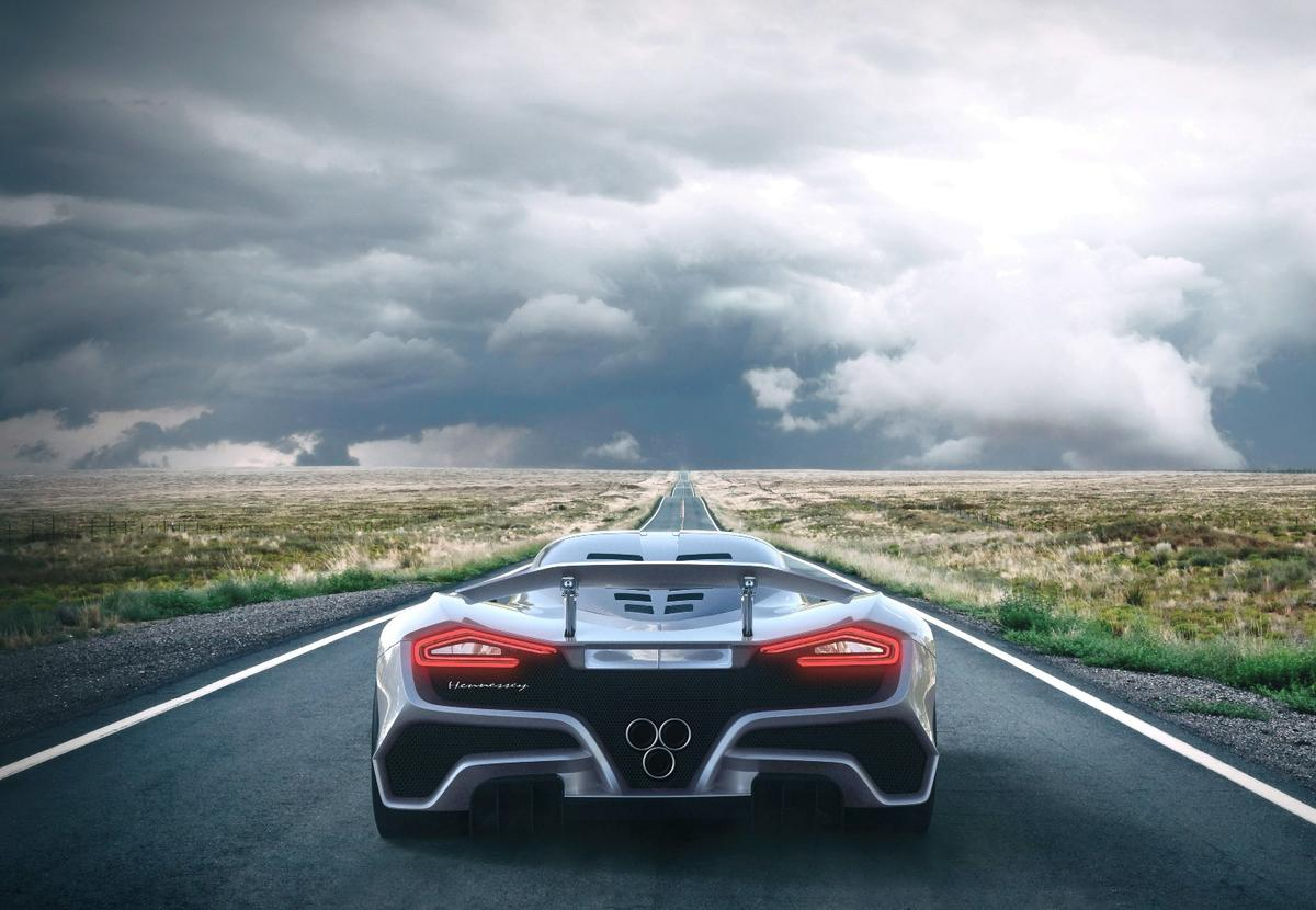 The extreme performance car industry only knows one path to progress: faster, lighter, more powerful