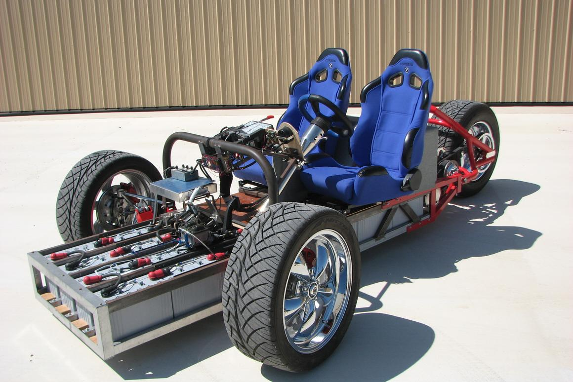 Builder of the ZW2C electric trike (shown) Gary Krysztopik is preparing to release the EZ-EV car as open source plans, build-it-yourself kits and complete vehicles