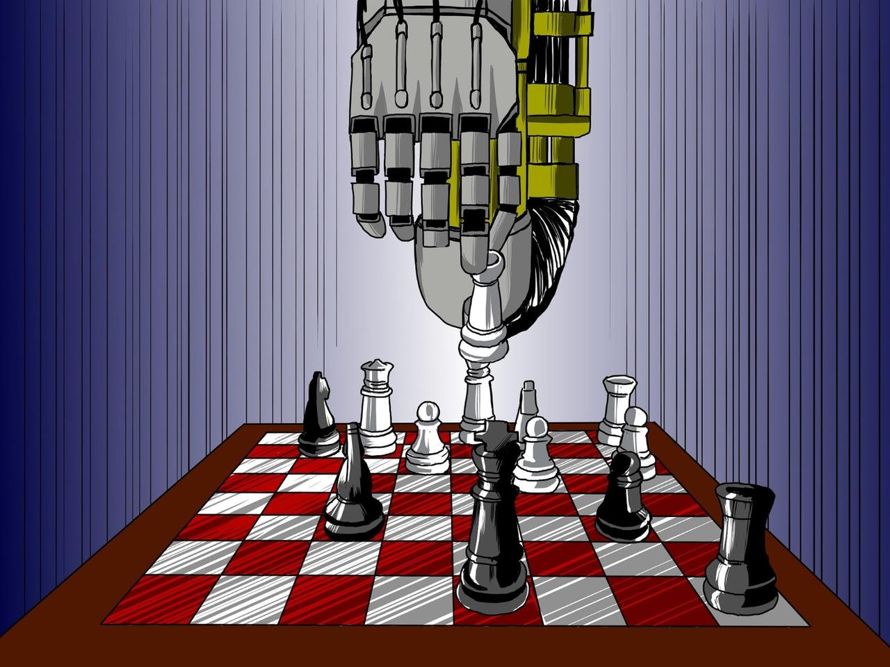 Chess was only the beginning in the realm of computers beating humans at games