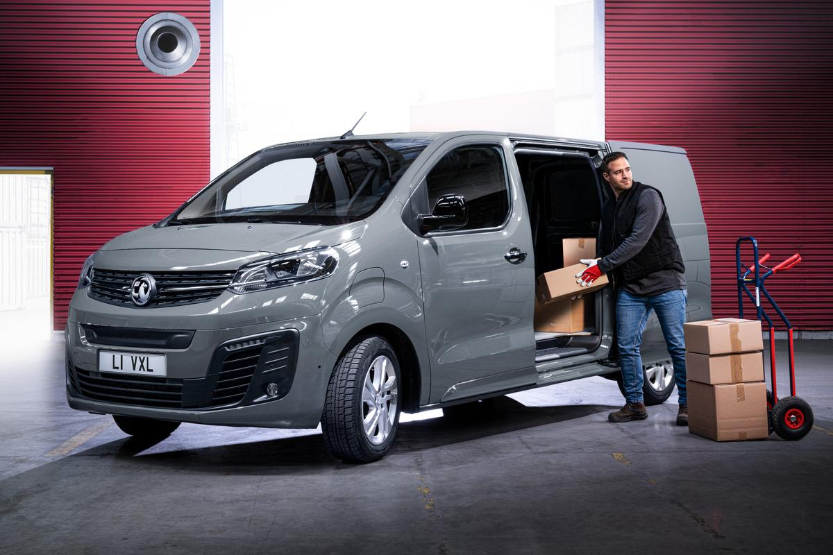 The Vivaro-e is the first of several electric vehicles planned by Vauxhall