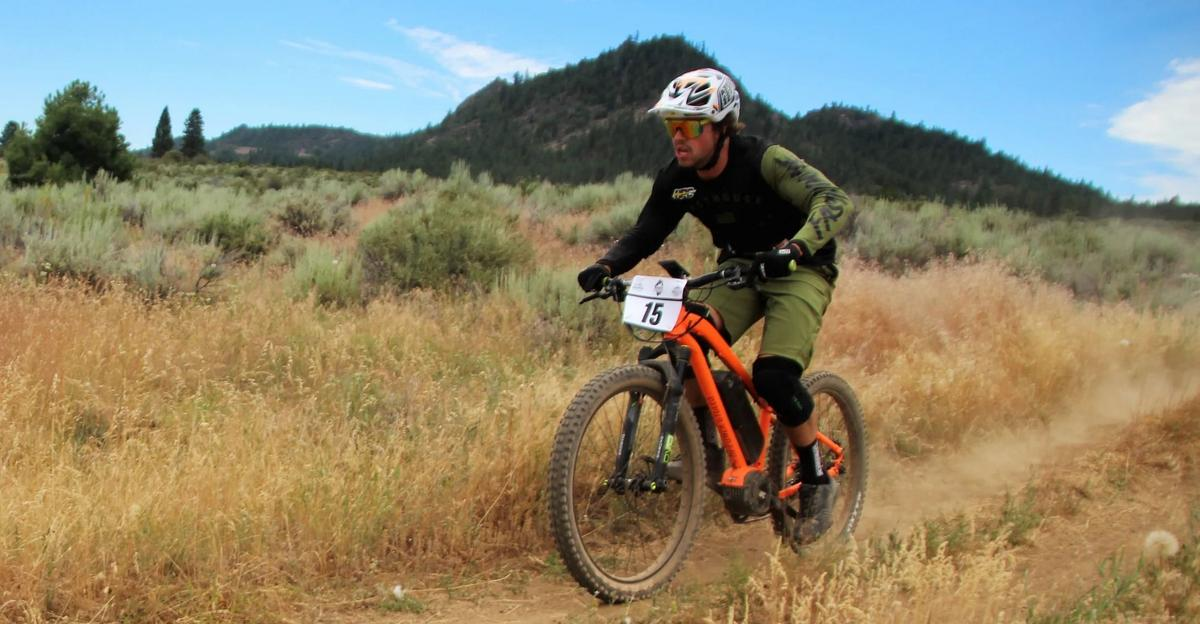 The Scout Pro e-mountain bike from Hi Power Cycles